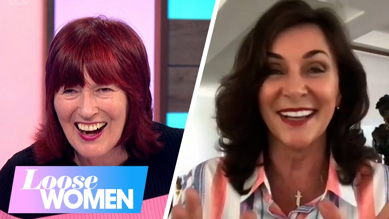 Shirley Ballas Shares All The Exclusive Gossip On This Year's Strictly Come Dancing   Loose Women