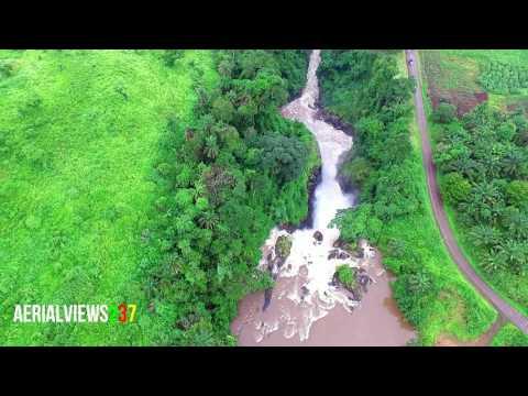 Menchum Falls, NorthWest Region, Cameroon