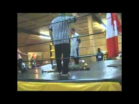 Tyler Wilson (Ryan Rain) vs David Coleman vs Shooter - Last Man Standing Full Match