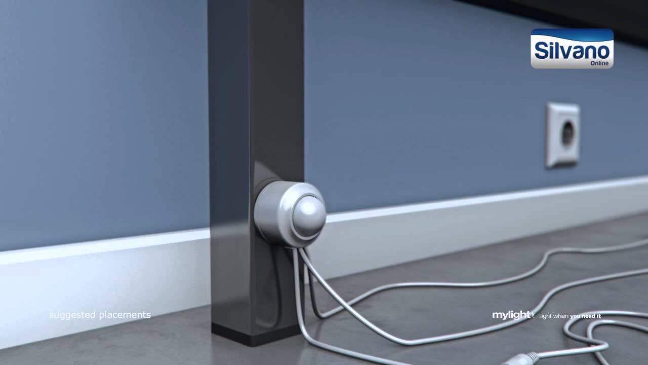 Silvano Aufbau Bettbeleuchtung - YouTube