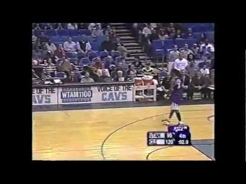 The Story of the Ricky Davis Triple Double
