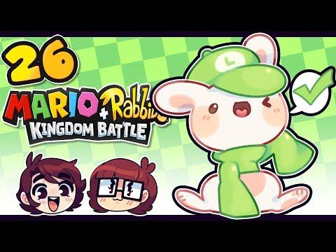 WE USED RABBID LUIGI / Mario + Rabbids Kingdom Battle / Jaltoid Games