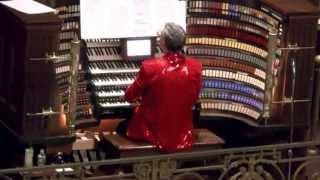 Wanamaker Organ Day 2013 - Variations de concert