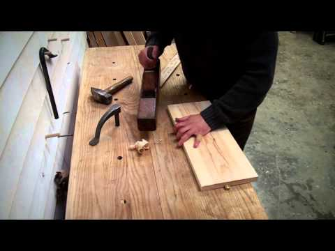 Woodworking Bench Hold Down PDF Plans Wood Projects Desk