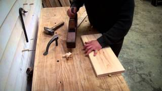 The Holdfast and the Batten - Tail Vice Alternative For Hand Tool Woodworking
