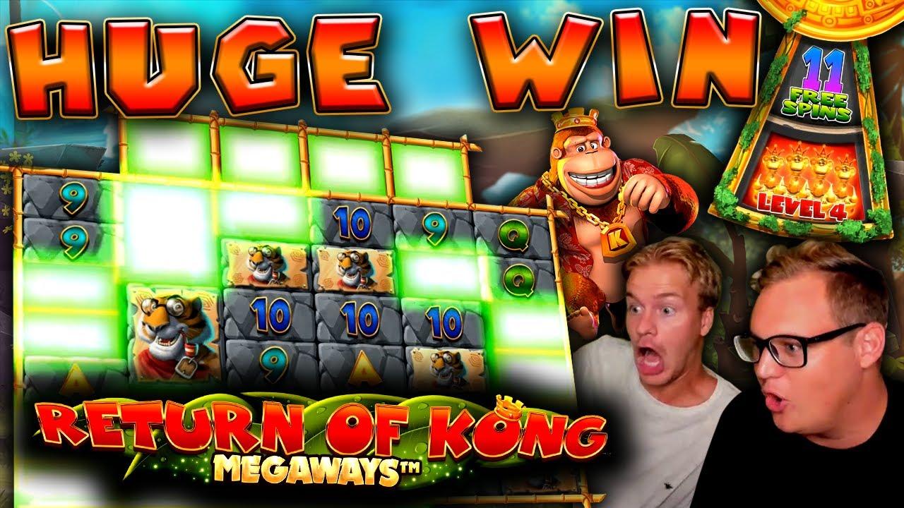 Kong Megaways