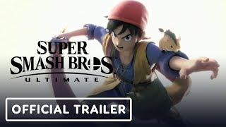 Super Smash Bros. Ultimate Dragon Quest DLC Official Trailer - E3 2019
