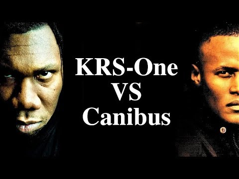 KRS-One Vs. Canibus - Full Battle [Beef Analysis]
