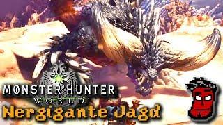 Monster Hunter World: Nergigante Jagd + Tipps! Gameplay [German Deutsch]
