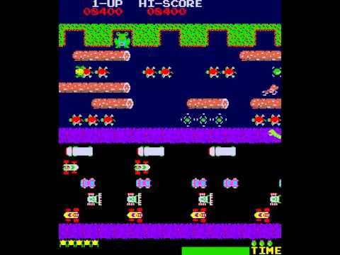Arcade-Game-Frogger-1981-Konami