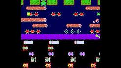 Arcade Game: Frogger (1981 Konami)