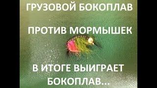 Вязание мушек для рыбалки. Грузовой Бокоплав