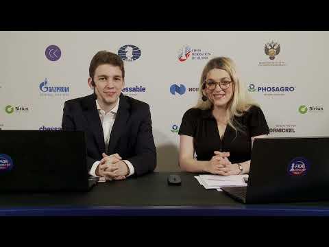 FIDE World Cup finalist Jan-Krzysztof Duda is in the studio