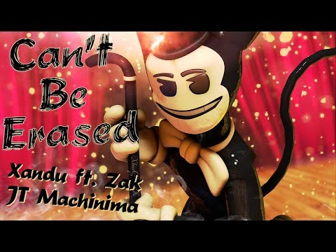 BATIM / SFM| The Illusion Of Living |Can't Be Erased - Xandu (metal Remix Ft. Zak)