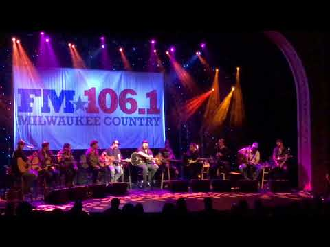 Luke Combs - One Number Away Live