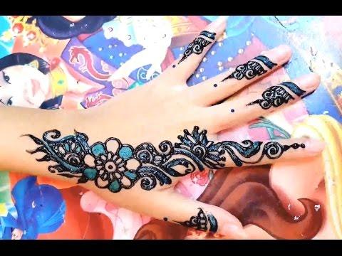 ᴴᴰ Mix henna mehndi