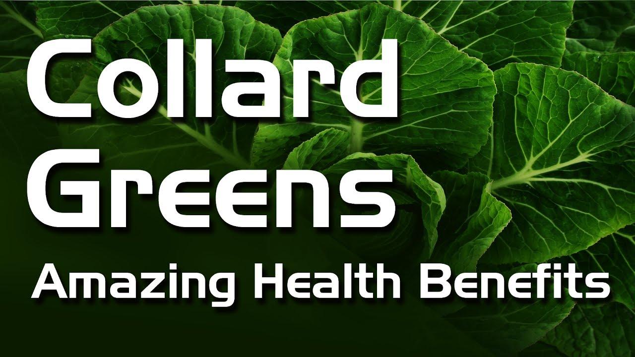 Collard Greens Health Benefits