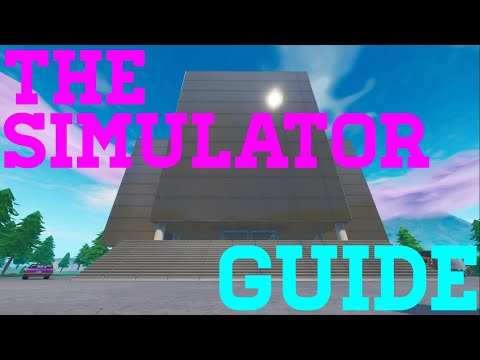 How To Complete The Simulator By Pimit - Fortnite Creative Guide