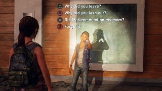 The Last of Us Left Behind Throw Bricks All Questions & Answers Break Car Windows Game