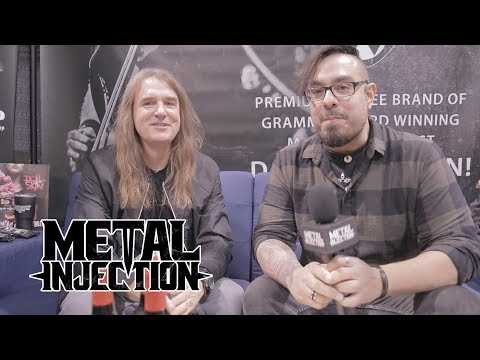 David Ellefson On 35 Years Of MEGADETH, Coffee, and Nice Words About Dave Mustaine | Metal Injection