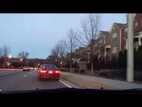 Roswell Road, Sandy Springs GA 1/12/2016