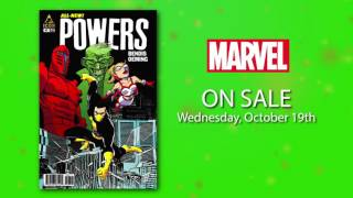 Marvel NOW! Titles for October 19th.