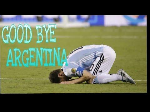 Goodbye lionel messi# Alan walker Faded #Motivational video#Argentina's Greatest.