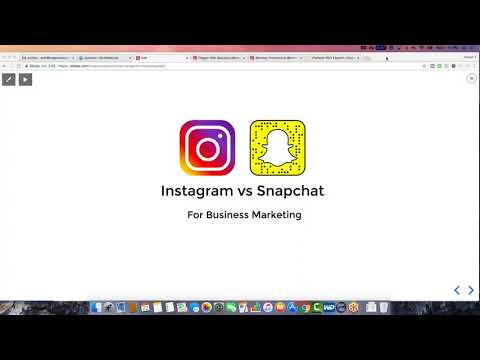 Small Business Power Hour: Instagram for Marketing