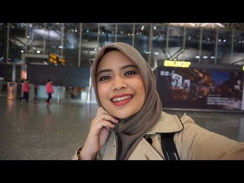CHINA VLOG - Guangzhou Baiyun International Airport MARCH 2017