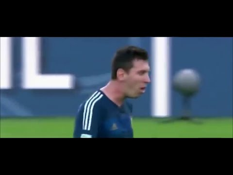 Messi vomits during World Cup final