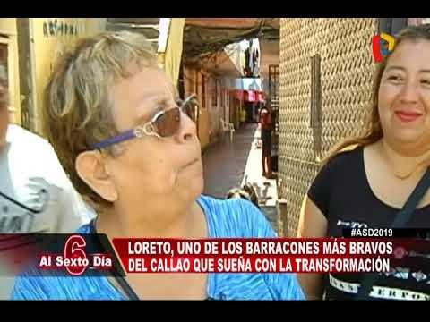 Loreto, uno de los barracones más bravos del Callao sueña con su transformación