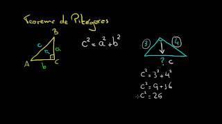 Teorema de Pitágoras - Introdução | Matemática Rio