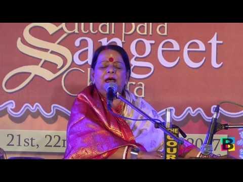 Prabhati Mukherjee~Jochana koreche ari~Tabla~Dipankar Acharya