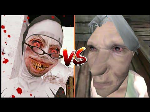 Evil Nun Vs Horror Kiss thumbnail