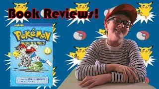 "Book Reviews: ""Pokemon Adventures - Volume 1"""