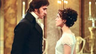 Pride & Prejudice -- Mr. Darcy and Elizabeth