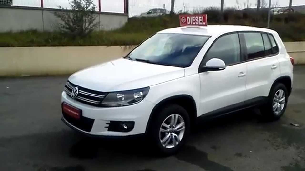 volkswagen tiguan 2l tdi 110ch sportline youtube. Black Bedroom Furniture Sets. Home Design Ideas