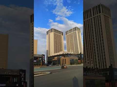 КНР, Хуньчунь. Город для людей.