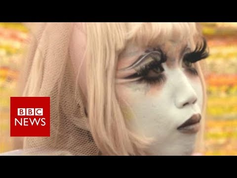 Living art: Meet Harajuku