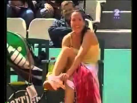 Ana ivanovic sexy moments - 3 part 3