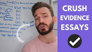 How to Analyze Hearsay on an Evidence Essay (Pt. 1): What is Hearsay? (FRE 801(c)) YouTube Videos