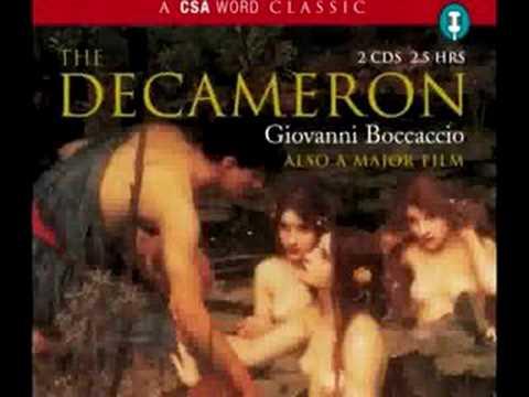 Giovanni Boccaccio-THE DECAMERON audiobook
