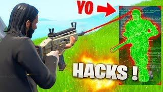 CHILDREN OF 10 YEARS I RETAN 1VS1 in FORTNITE (they use hacks)