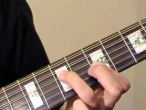 Spanish Chords Guitar Lesson - YouTube