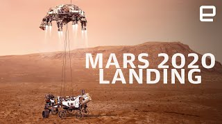 How do you end up working on a Mars Rover?