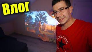 Full HD проектор реально Тащит