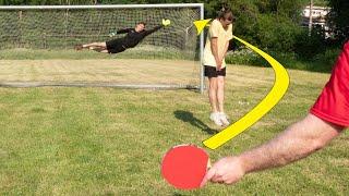 Актуально !Pongfinity vs. Football Goalkeeper