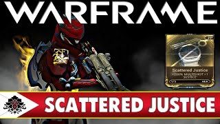 Warframe Hek Scattered Justice (4 Forma) [Is it worth it}