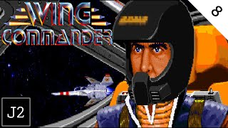 Wing Commander 1 Campaign Gameplay - Meet Deathstroke - Part 8