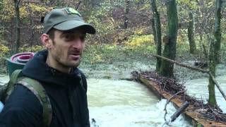 Bushcraft survival tips #3: Heavy rain &  floods